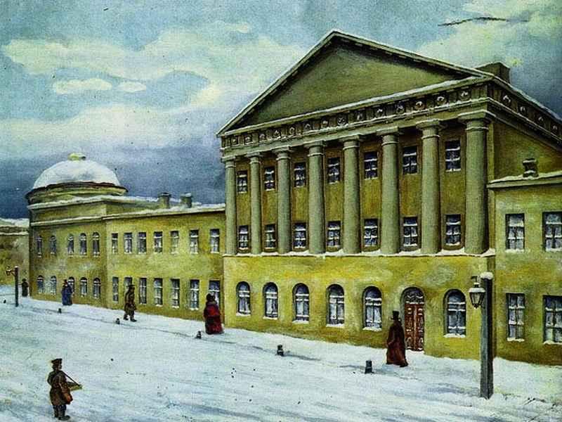 фото университета имени ломоносова в москве